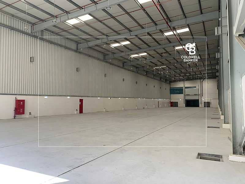 Industrial Warehouse with Management Building | 3568KW