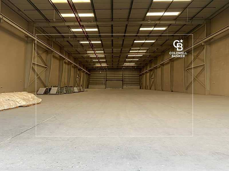 2 Industrial Warehouse with Management Building | 3568KW