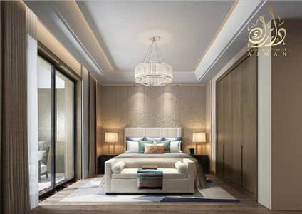 1 Bedroom Apartment for Sale in Business Bay, Dubai - Own your apartment in 7 years installments with a view of the Burj Khalifa