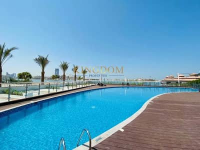 1 Bedroom Apartment for Rent in Palm Jumeirah, Dubai - Brand new | Furnished | Vacant |Azizi Mina
