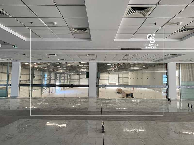 16 Industrial Warehouse & Management Building | 3568KW