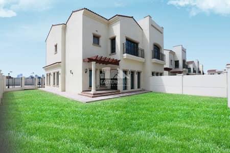 3 Bedroom Villa for Rent in Al Salam Street, Abu Dhabi - Corner  Huge Garden   Covered Parking   Maid room