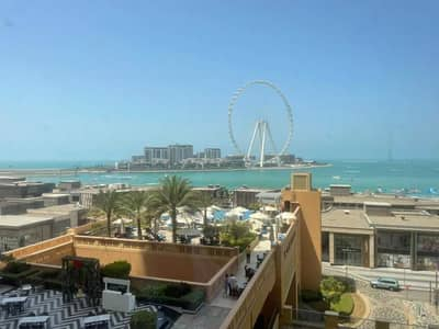 3 Bedroom Apartment for Sale in Jumeirah Beach Residence (JBR), Dubai - Marina & Sea Views | Furnished | 3 Bed + Maid