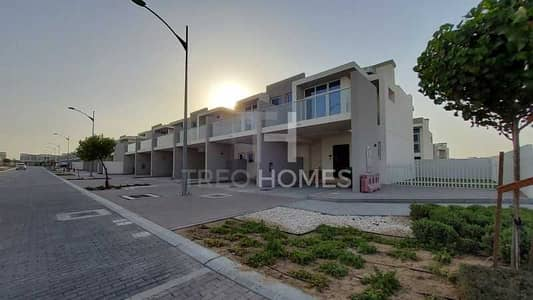 3 Bedroom Townhouse for Sale in DAMAC Hills 2 (Akoya by DAMAC), Dubai - Pool and park facing | ready to move into