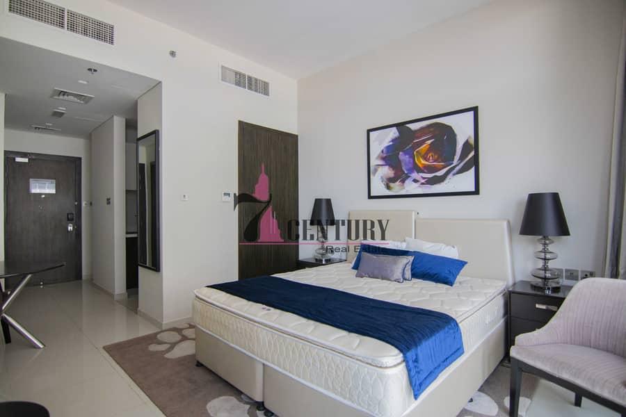Furnished Studio | For Rent | Damac Hills