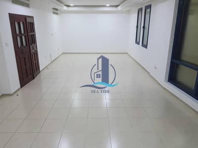 شقة 4 غرف نوم للايجار في شارع النصر، أبوظبي - Limited Offer 4 BR Apartment with Maids Room and Balcony