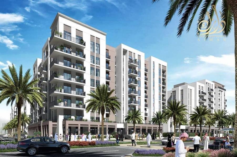 شقة في سفاير بيتش رزيدنس من ايجل هيلز جزيرة مريم الخان 1 غرف 675888 درهم - 5383281