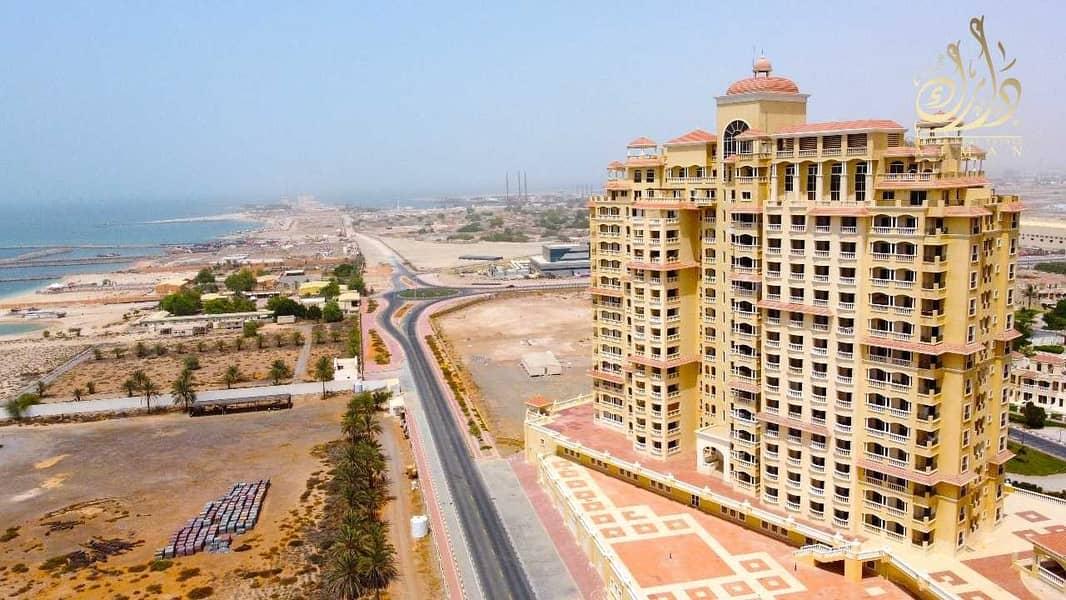 شقة في كهرمان باب البحر جزيرة المرجان 2 غرف 970000 درهم - 5382648