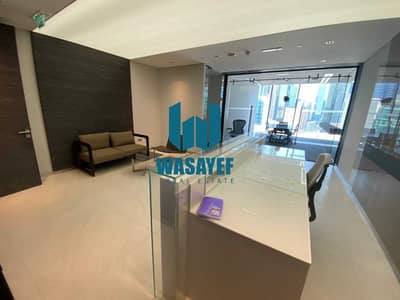 Office for Rent in DIFC, Dubai - Spacious Office    fitted out    DIFC