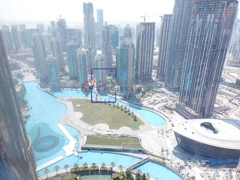 BURJ KHALIFA   OPERA VIEW   READY   HIGH FLOOR TO MOVE  
