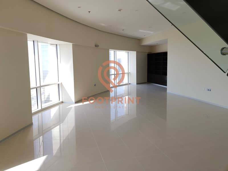 Executive 2 Bed Duplex | Sea View  | Huge Size