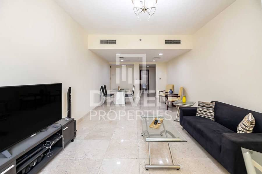 Spacious and Furnished | Well-maintained