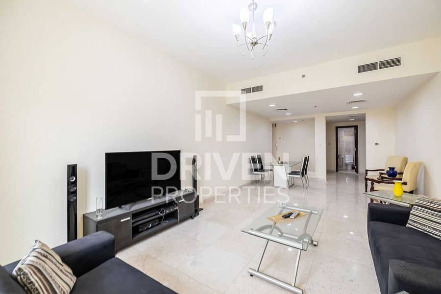 2 Spacious and Furnished | Well-maintained