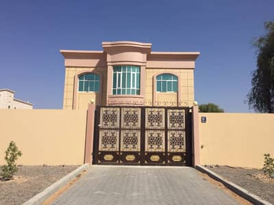 Villa for Sale in Al Naifa Al Ain 100 x 200 two floors