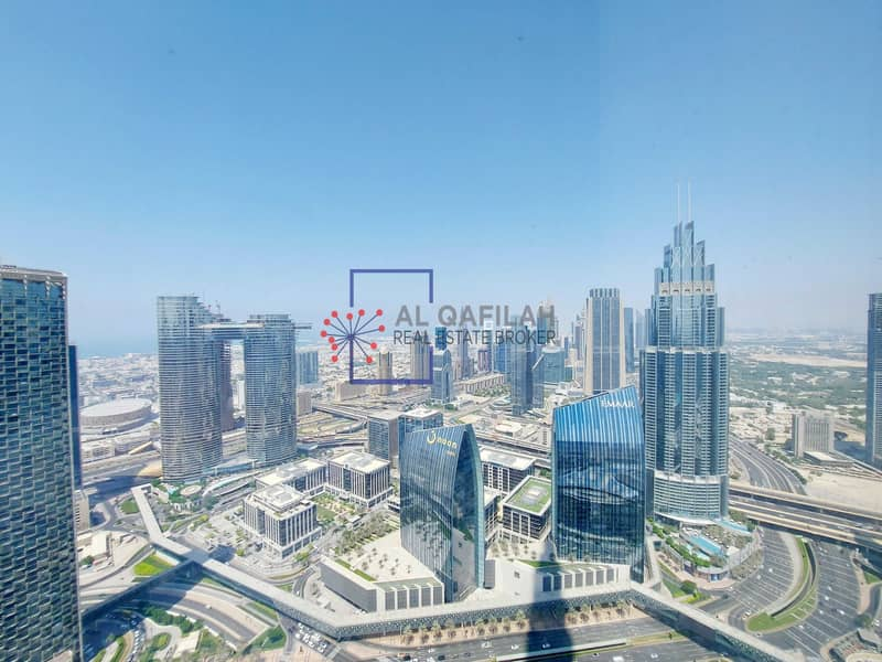 2br + Maid's Room  Sea And Difc View   Ready To Move In