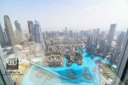Luxury apartment in Burj Khalifa 2Bedrooms+ maid 4,500,000 dirhams