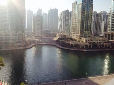 2 Bedroom Apartment for Rent in Dubai Marina, Dubai - 2 Bedroom Apartment - Marina View + Maid + Storage
