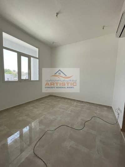 Studio for Rent in Al Shahama, Abu Dhabi - Brand New Studio available for rent in New Shahma 25000