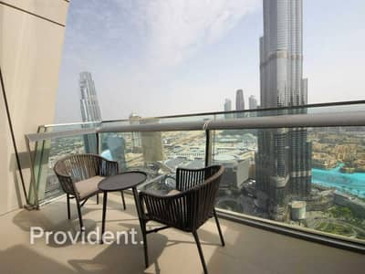 Spectacular Burj View | 05 Type | Furnished