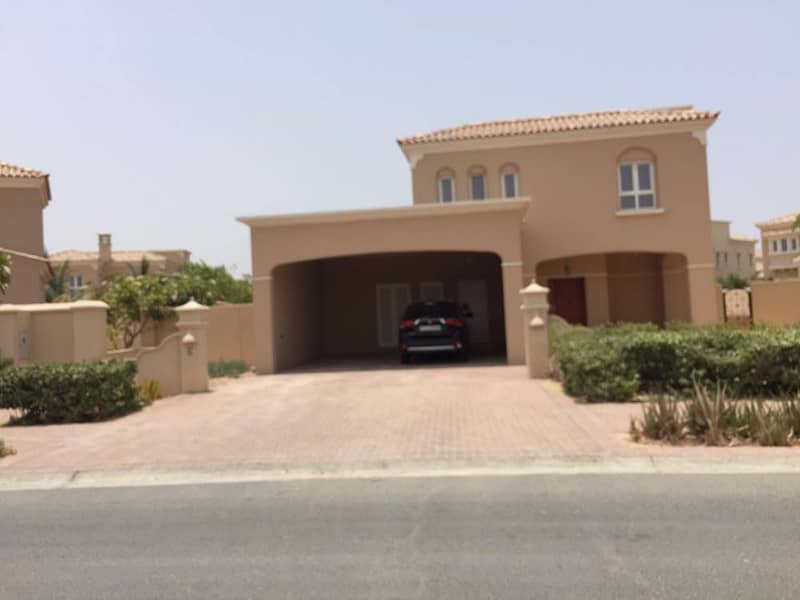 4 Bedroom Mistral Villa In UAQ Marina