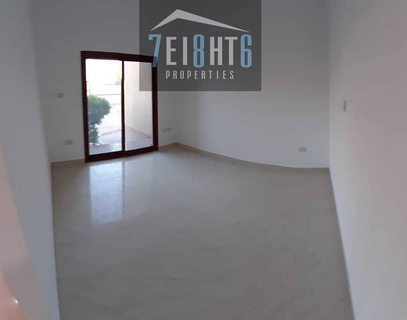 2 Beautifully presented: -3-4 b/r good quality semi-independent villa + garden for rent in Mirdif