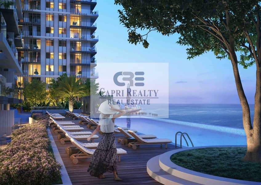 20 5 yrs payment plan|Beach access|Sea View| NEW TOWER