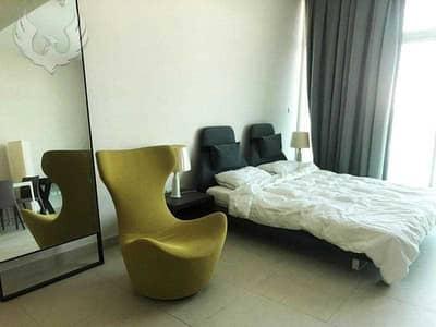 Studio for Rent in Al Sufouh, Dubai - Large & furnished Studio in Hilliana Tower
