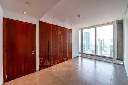 شقة 2 غرفة نوم للايجار في شارع الشيخ زايد، دبي - شقة في برج المتاهة شارع الشيخ زايد 2 غرف 135000 درهم - 5407680