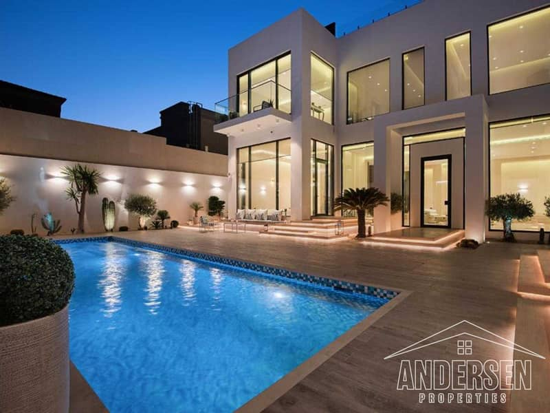 Brand New luxury 5 bedroom, Villa with private swimming pool