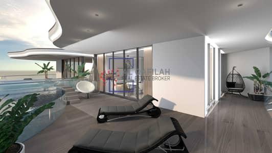 فلیٹ 2 غرفة نوم للبيع في أرجان، دبي - 5% Discount | 6 Years Payment Plan | 2br + Private Pool |