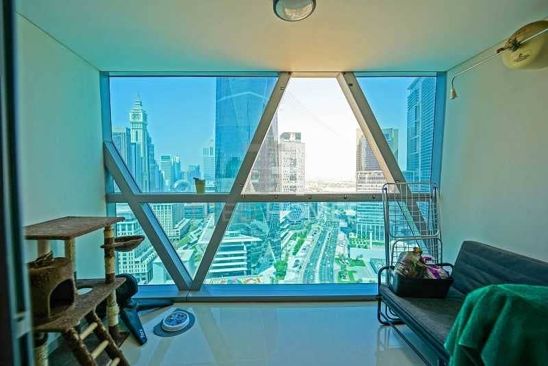 14 Vacant I DIFC Views I Great Condition