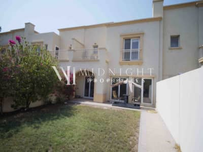 """3 Bedroom Townhouse for Rent in The Springs, Dubai - """"Lake View   Vacant   Single Row"""""""