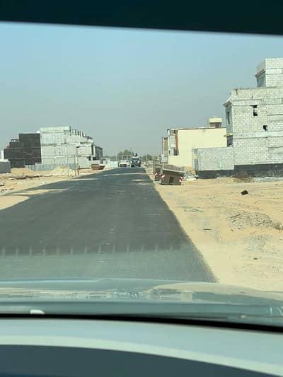 Plot for Sale in Al Zahya, Ajman - For sale land in Al Zahia Ajman freehold