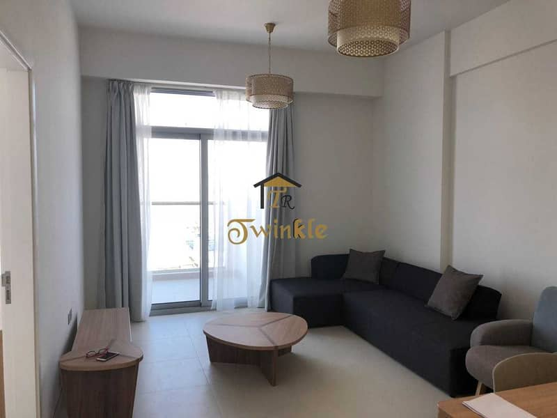 FABULOUS FULLY FURNISHED 1 B/R| WITH BALCONY | CANDACE ASTER| AL FURJAN