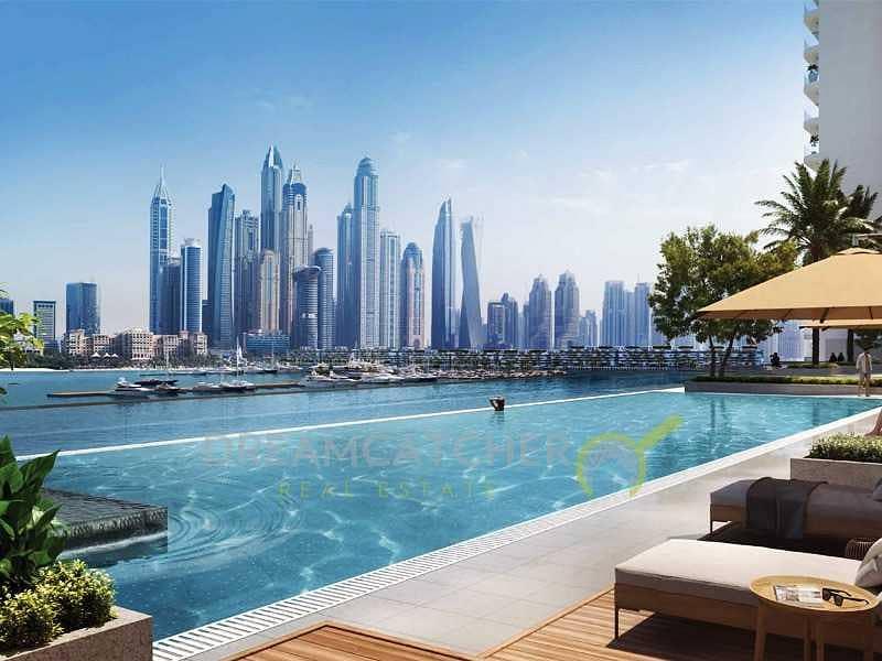 شقة في إعمار الواجهة المائية دبي هاربور 1 غرف 1750000 درهم - 5406760
