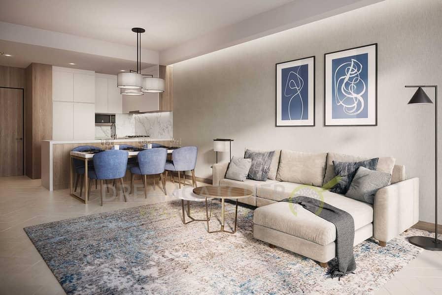شقة في العنوان رزيدنسز دبي أوبرا وسط مدينة دبي 3 غرف 5700000 درهم - 5406731