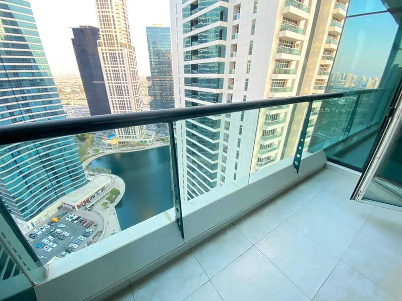 2 Bedrooms Plus Maid   Balcony   Fully Lake view