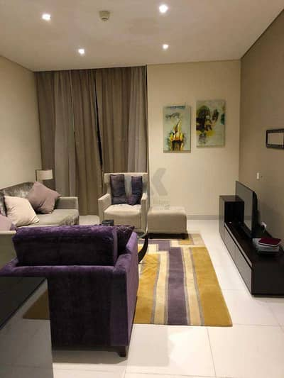1 Bedroom Flat for Rent in Business Bay, Dubai - Fully Furnished | Near Metro | Spacious