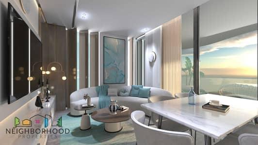 شقة 2 غرفة نوم للبيع في أرجان، دبي - POOL VIEW EXOTIC ONE BHK WITH  ENSUITE PRIVATE POOL