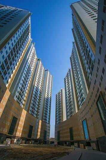 2 Bedroom Flat for Rent in Ajman Downtown, Ajman - Ajman Pearl - Two Bedroom Flat for Rent in Rashideya 1, Ajman