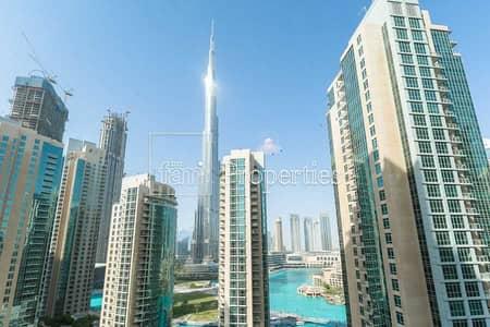 Spetacular Burj Khalifa and Foutain Views