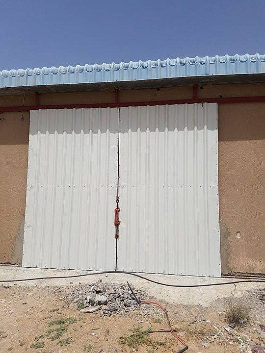 Warehouse or store for rent