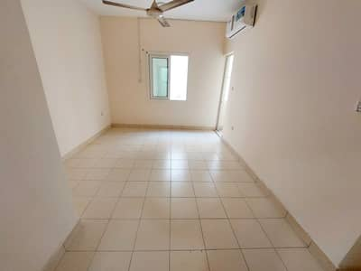 1 Bedroom Apartment for Rent in Muwailih Commercial, Sharjah - Spacious 1BHK with Balcony Prime Location Road Side View Fire Station Road.