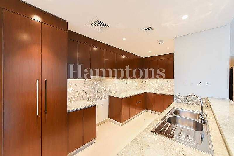 2 3 Bed + Maid's  |  Low Floor | Pool View