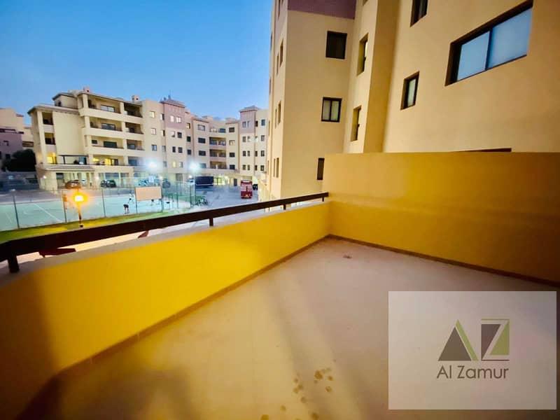 شقة في غروب مردف مردف 1 غرف 42000 درهم - 5408406