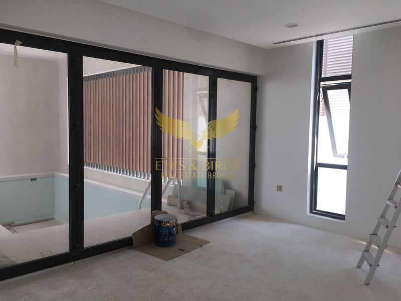 2 Brand new and modern I 5 Master's Bedroom I Pool and garden