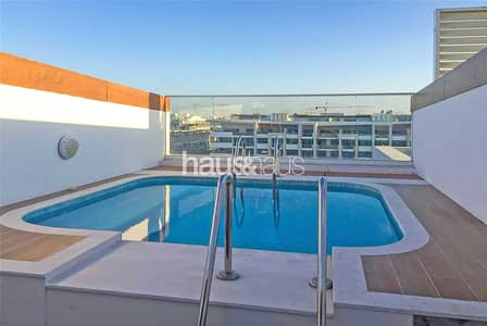 بنتهاوس 1 غرفة نوم للبيع في قرية جميرا الدائرية، دبي - Beautifully Renovated   Rented   Rooftop Pool