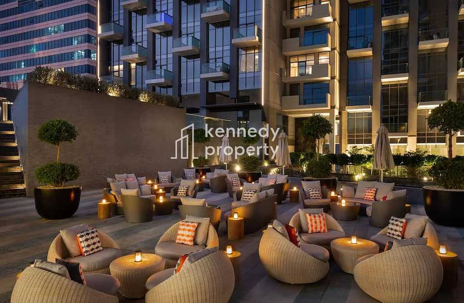 11 Fully Furnished | Hotel Apartment | Modern Layout