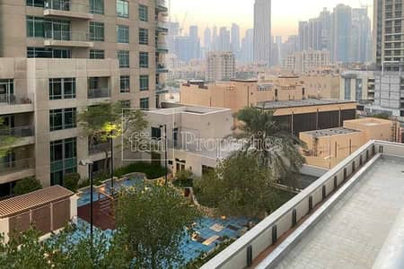 1 Bedroom Apartment for Rent in Downtown Dubai, Dubai - Spacious One Bedroom with Playground view
