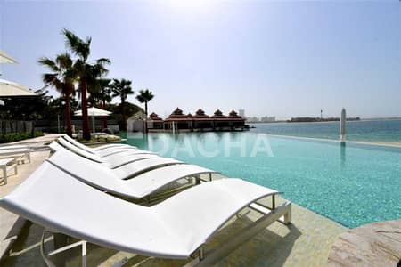 1 Bedroom Flat for Rent in Palm Jumeirah, Dubai - Sea View / Vacant / Call now for viewing